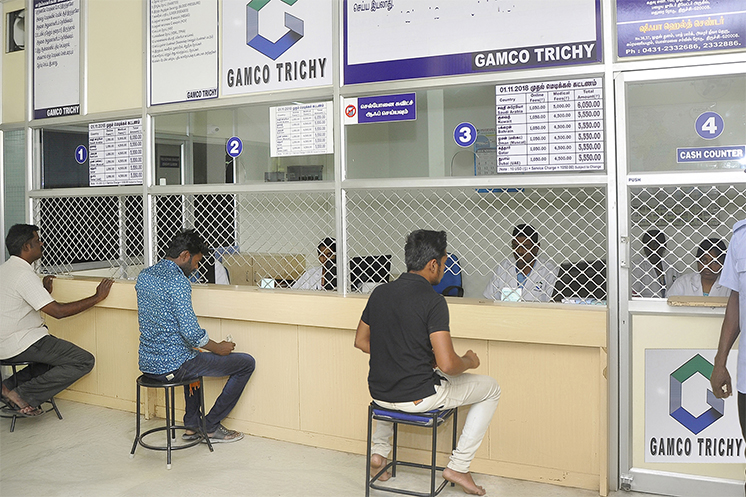 Gallery - Gamca Trichy is now Gamco Trichy, Approved GCC Medical